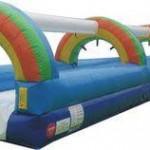 30 ft Inflatable Slip N' Slide
