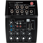 5 Channel Audio Mixer