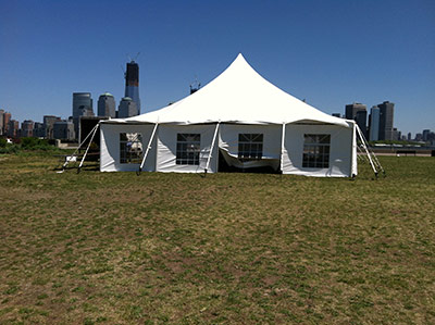 rental party tent