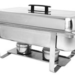 Stainless Steel 8 qt chafing dish