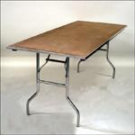 8 ft Rectangular Table
